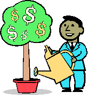 water your money tree by staging you home